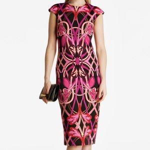Ted Baker London - Safiya midi sheath dress
